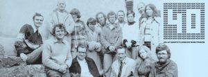 baner 40 lat KOR Głodówka członków i współpracowników