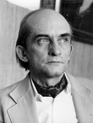 Jerzy Ficowski 1924 2006 Kor